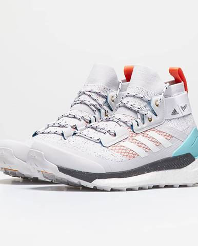 adidas x Parley Terrex Free Hiker Dash Grey/ Ftw White/ True Orange
