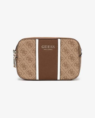 Guess Cathleen Cross body bag Hnedá
